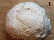Impasto pizza farina semola rimacinata grano duro, preparato bimby