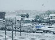 Diario viaggio: Neve Napoli spalata ricordi Burian