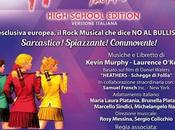 Teatro Marconi Roma Heathers Musical favore ANLAIDS