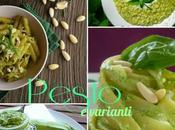 Pesto varianti Raccolta ricette pesto