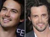 """Roswell"" reboot: Nathan Parsons' Tyler Blackburn sono uniti cast"