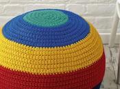 Pouf: Simply Crochet