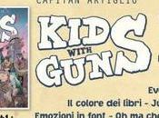 "Blogtour ""Kids With Guns"""