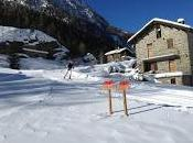 Marzo divertimento monti della Valtellina