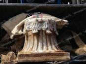 Sperlonga, trovato sulla spiaggia capitello della villa Tiberio