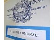 campagna elettorale Menfi. Voto giugno