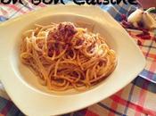 Spaghetti bottarga muggine profumo limone crumble pane croccante