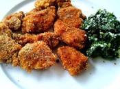 Crocchette pollo forno