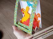 Tunnel card Pasqua