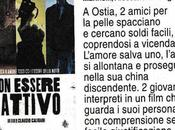 ESSERE CATTIVO, Claudio Calligari, Luca Marinelli, Alessandro Borghi, 2015