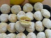 Biscotti limone senza burro