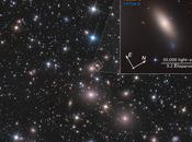 Hubble trova galassia relitto vicino casa