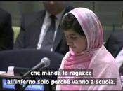 Discorso Malala alle Nazioni Unite