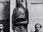 segreto diciotto scheletri giganti Winsconsin