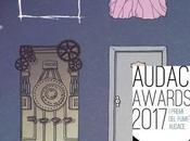 Audaci Awards AUTOPRODUZIONI