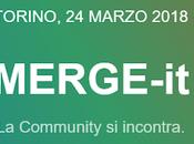 MERGE-it, marzo: community incontrano Torino