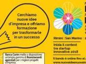 Nuove Idee Imprese. Contest startup innovative. Premi 19mila Euro