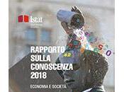 Istat. Rapporto sulla conoscenza Italia. Edizione 2018