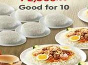 Milano arriva fast food filippino Jollibee