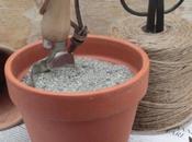 come pulire piccoli attrezzi giardino.
