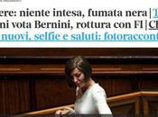 Senato, spaccatura Salvini-Berlusconi, Lega vota Bernini alla Presidenza