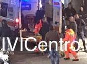 FOTO ViviCentro Castellammare, incidente Cosenza: ferito
