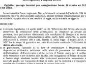 Interrogazione della consigliera regionale Muscarà bonus studenti Regione Campania