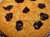 Torta cocco crema nocciole