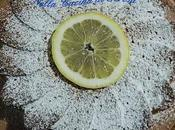 Torta farina mais limone
