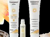 Linea thiospot synchroline l'iperpigmentazione viso corpo