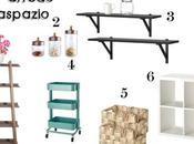 Vivere piccolo appartamento: idee salvaspazio
