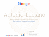 Google Digital Training: RECENSIONE