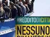 Immigrazione reddito cittadinanza uniti filo rosso