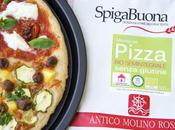 Pizza senza glutine farina semintegrale Molino Rosso