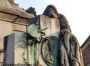 tomba della pittrice Sofia Clerk Giordano