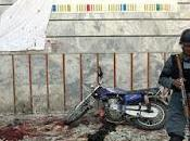 Almeno morti attentato Kabul