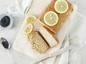 Ricotta, Lemon Poppyseed Plumcake