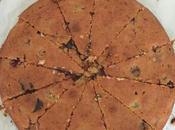 torta fragole cioccolato