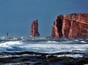 Helgoland, presunta Atlantide Mare Nord