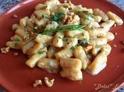 Gnocchi Zucca Patate Fonduta Taleggio Gorgonzola, Noci Timo