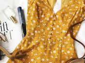 Comodo primaverile: l'abito midi maxi fiori
