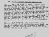 Quell'UFO precipitato 1968 Canada