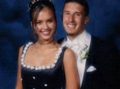 ballo liceale fine anno: Jessica Alba all'alba