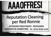 Offresi servizio Brand Reputation Ronnie!