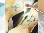 Sotto scarpe della sposa