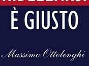 libro giorno: RIBELLARSI GIUSTO Massimo Ottolenghi (Chiarelettere)