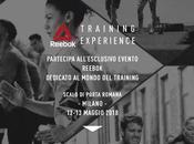 maggio arriva reebok training experience