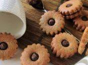 Biscotti farro burro arachidi crema cannellini cioccolato