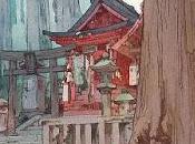 Alla sacra montagna Nikkō Loti