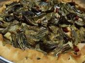 Ricetta Torta salata carciofi: idea deliziosa mangiare calda fredda
